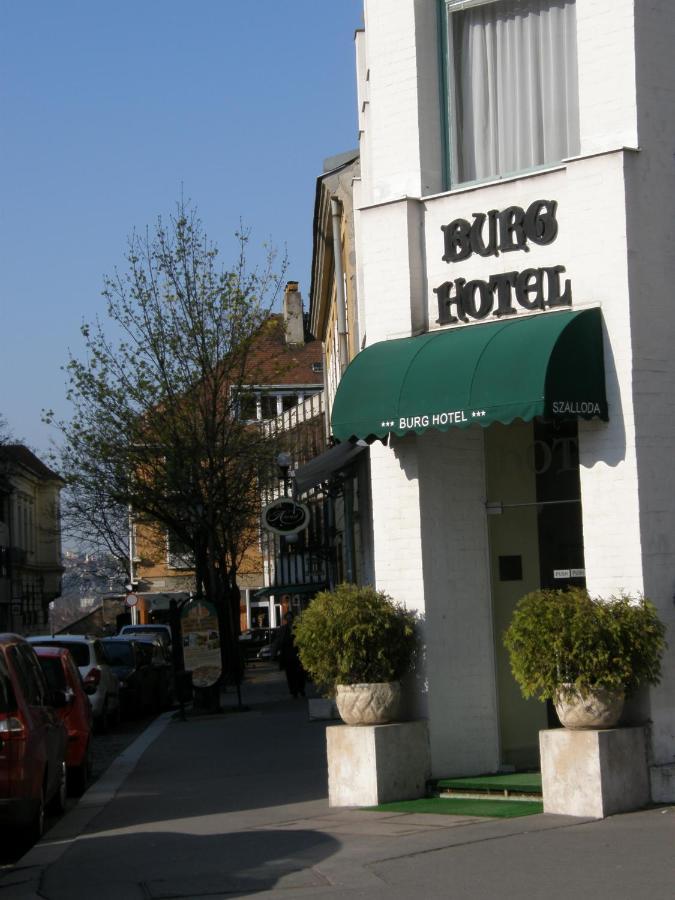 Burg Hotel Budapest Hungary Booking Com