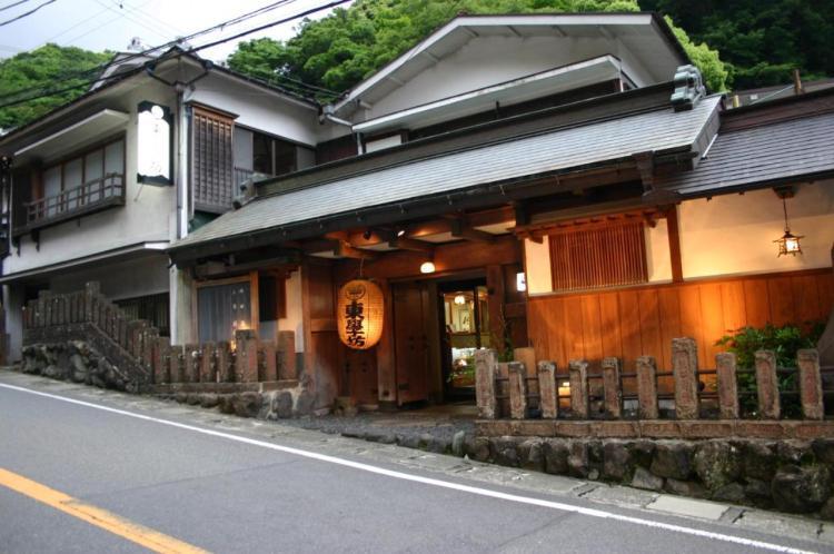Overnachten in een tempel: Togakubo