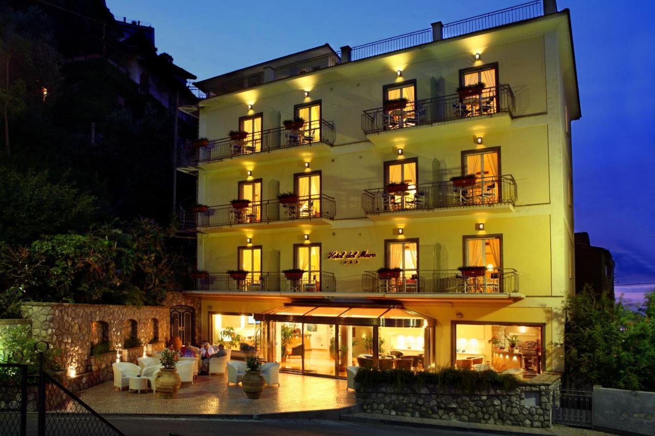 Hotel Del Mare Sorrento Italy Booking Com