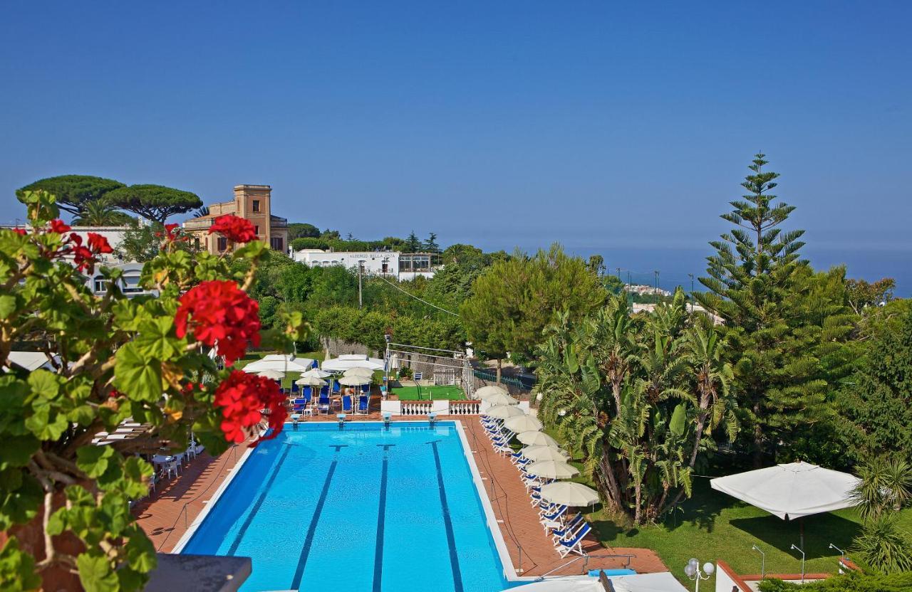 Hotel San Michele Anacapri Italy Booking Com