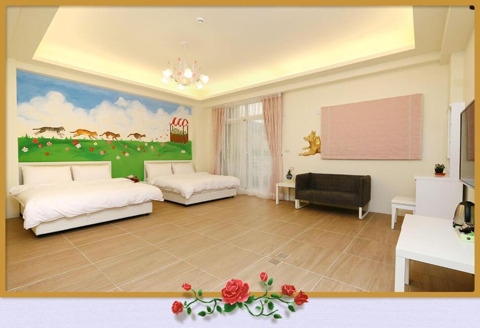 Rose Cottage B B Taitung City Taiwan Booking Com