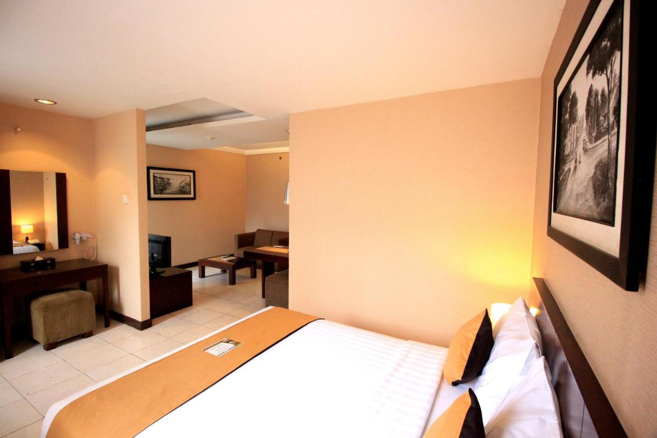 The Majesty Hotel Bandung Indonesia Booking Com