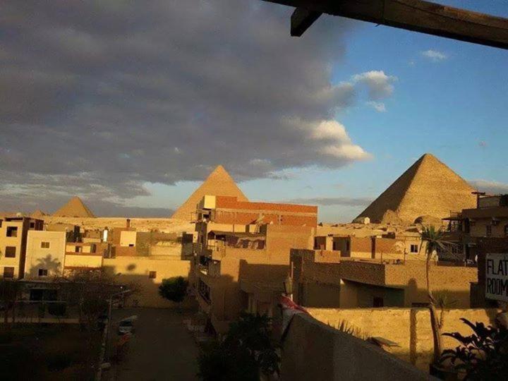 Abo Stait Pyramid View Homestay مصر القاهرة Booking Com