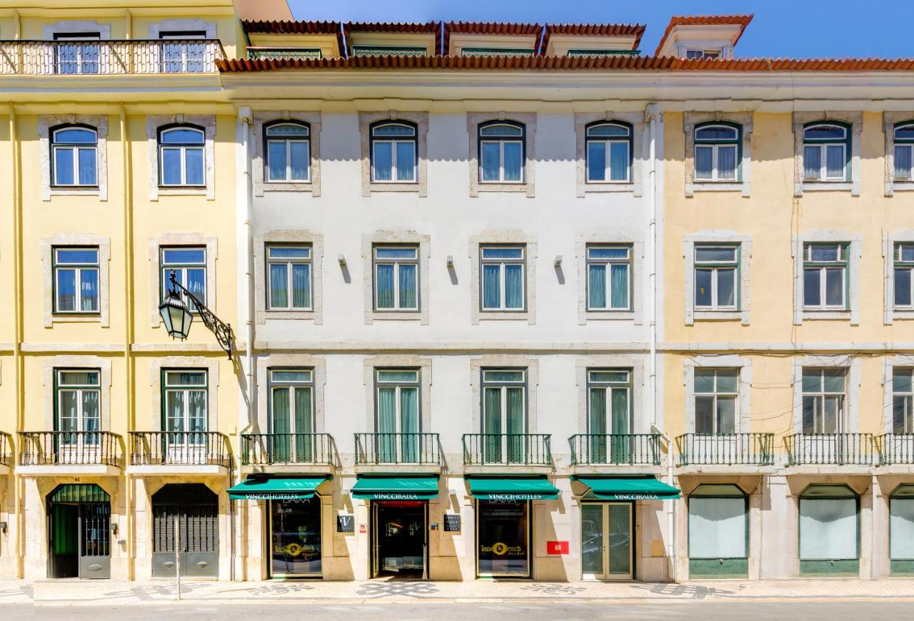 Hotel Vincci Baixa Lisbon Portugal Booking Com