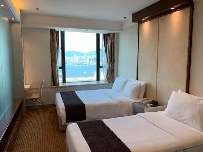華美達盛景酒店 (原名為華大海景酒店) (香港 香港) - Booking.com