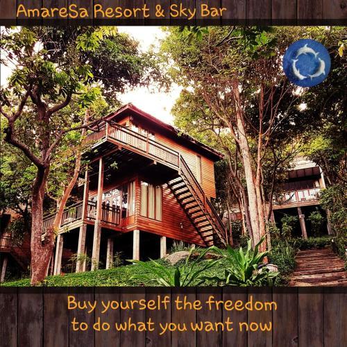Amaresa Resort Sky Bar Haad Rin Thailand Booking Com