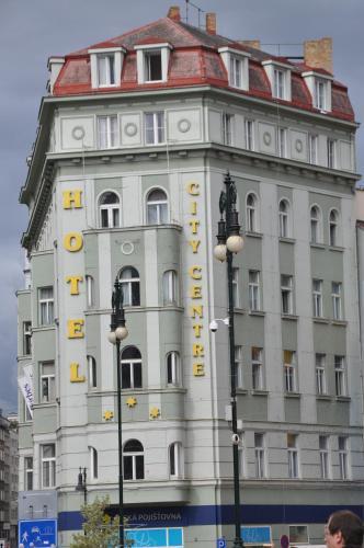 Hotel City Centre Prague Czech Republic Booking Com