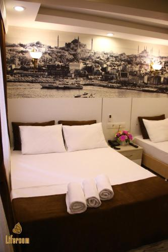 Hotel Life Room Istanbul Turkey Booking Com