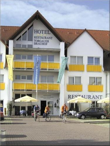 Hotel Torgauer Brauhof Germany Booking Com