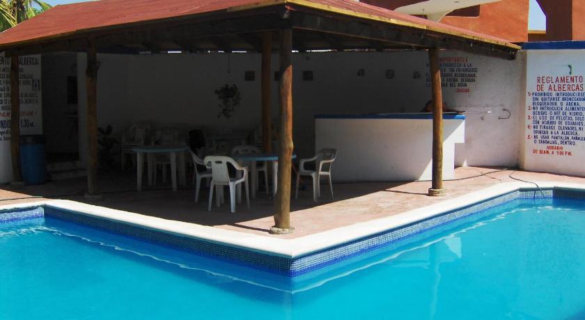 Hotel y Bungalows Arcos Mxico San Patricio Melaque