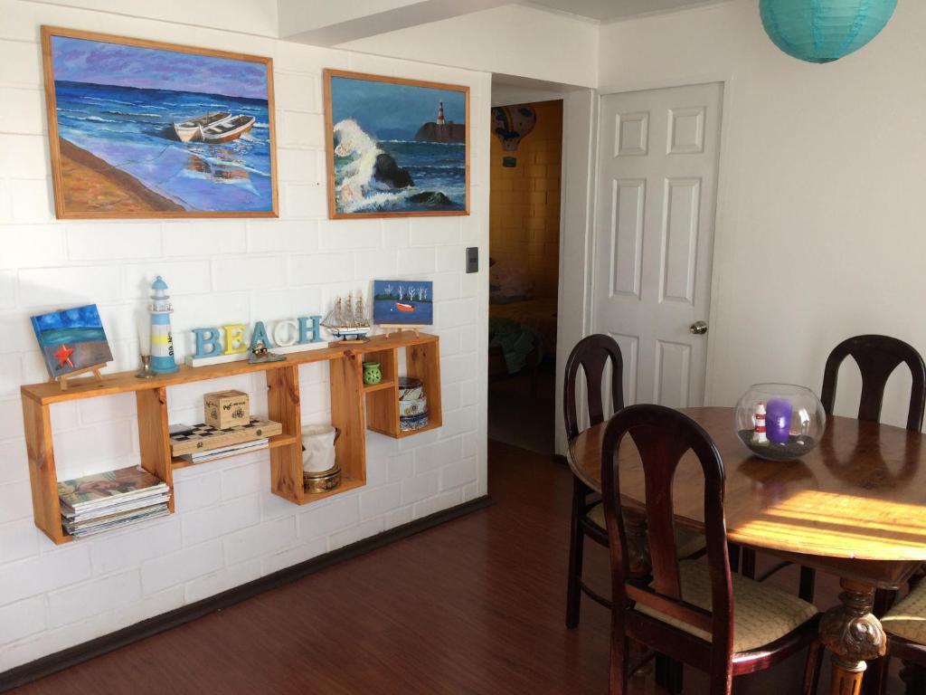 Apartamento Bajos Mutrun Chile Constitucin  Bookingcom