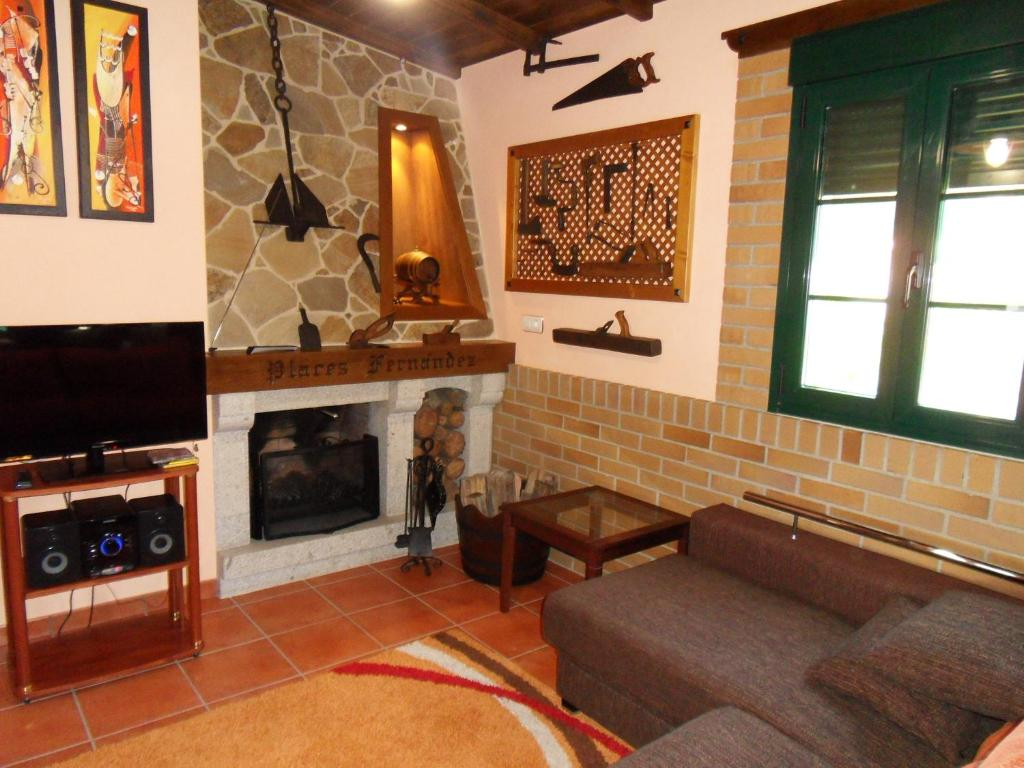Casa de vacaciones Casa Rstica Marinera Espaa Boiro  Bookingcom