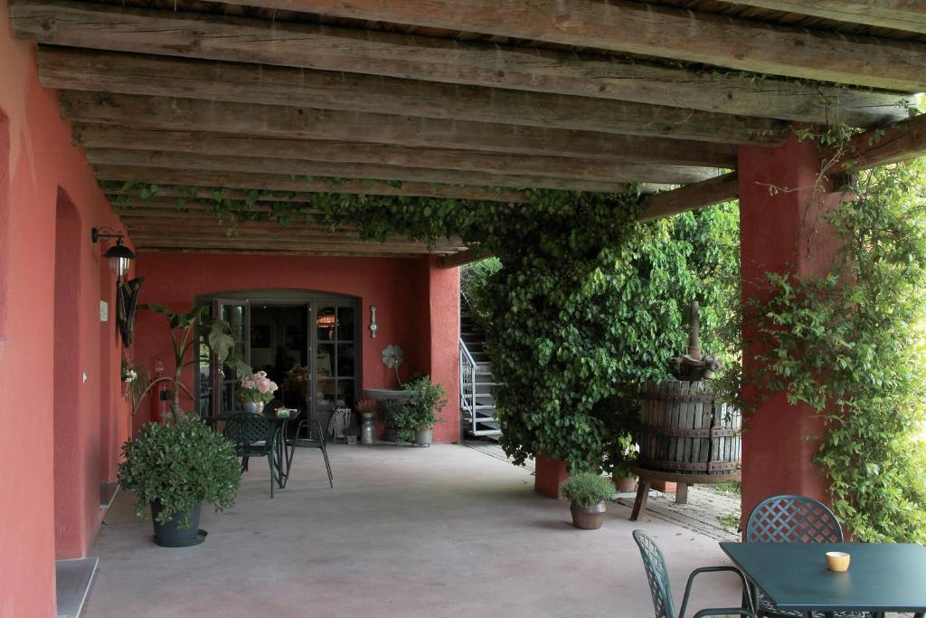 Agriturismo Casa Rossa Ai Colli Casas de vacaciones Ragogna