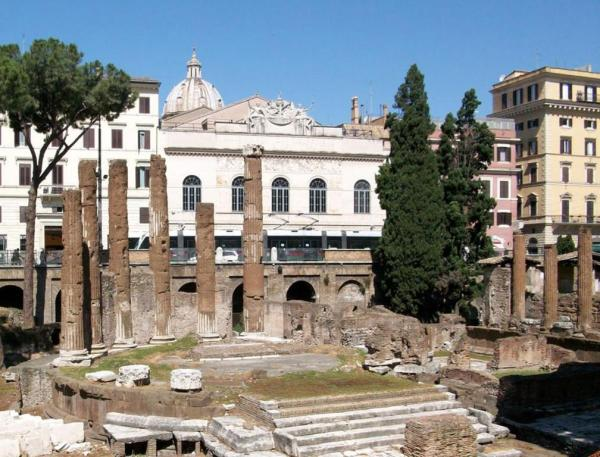 Relais Teatro Argentina Rome book your hotel with