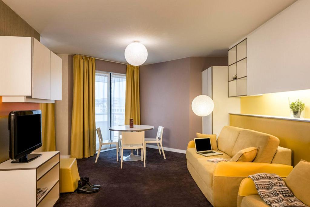 Apparthotel Mercure Paris Boulogne Boulogne Billancourt