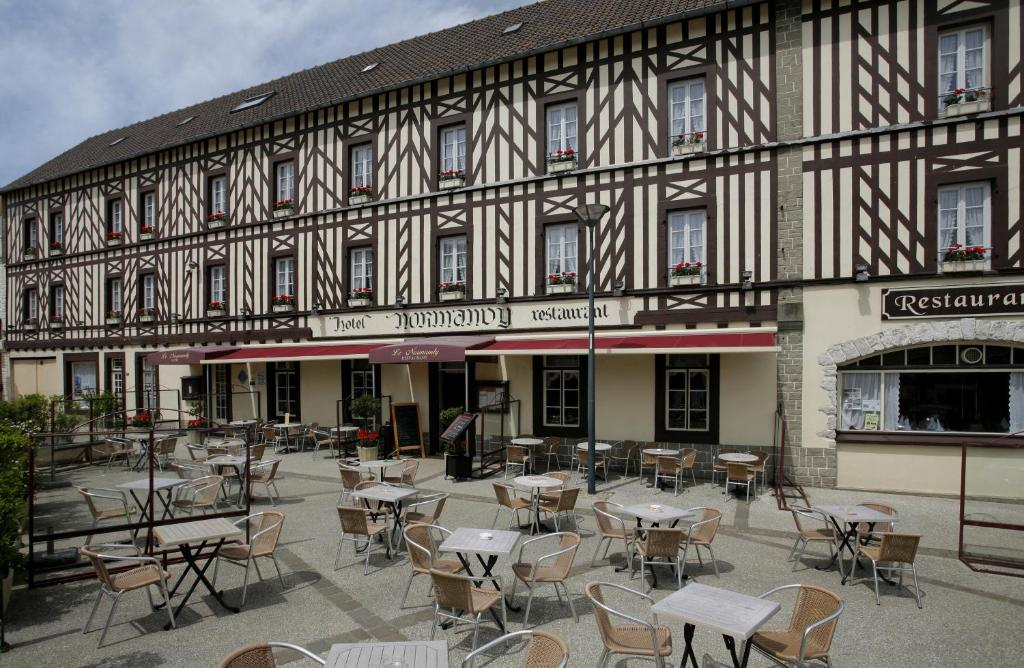 Hotel Le Normandy Wissant