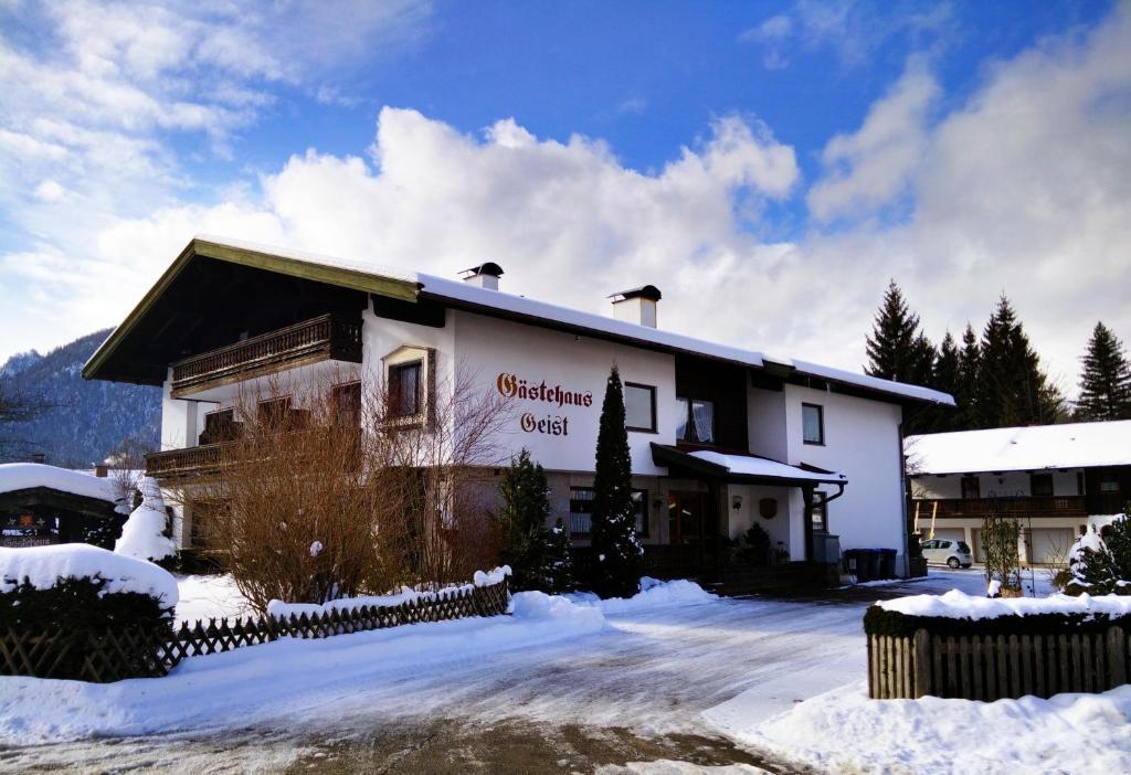 Gstehaus Geist Rservation Gratuite Sur ViaMichelin