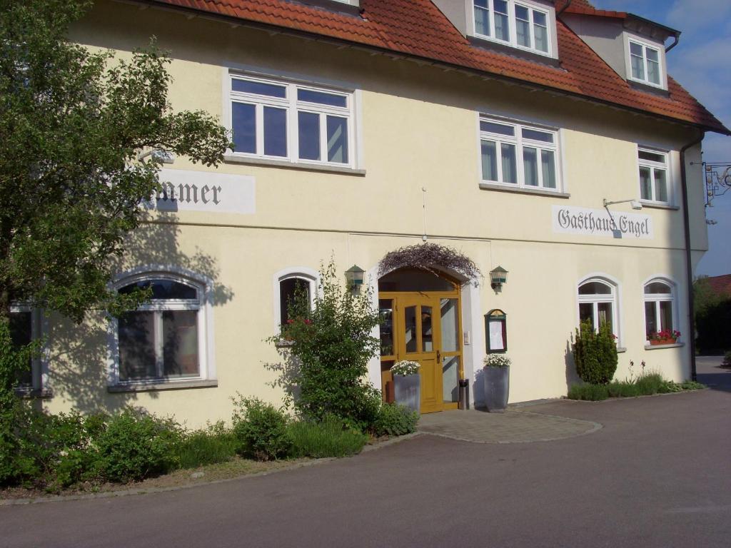 Hotel & Restaurant Engel  Herbertingen  Informationen