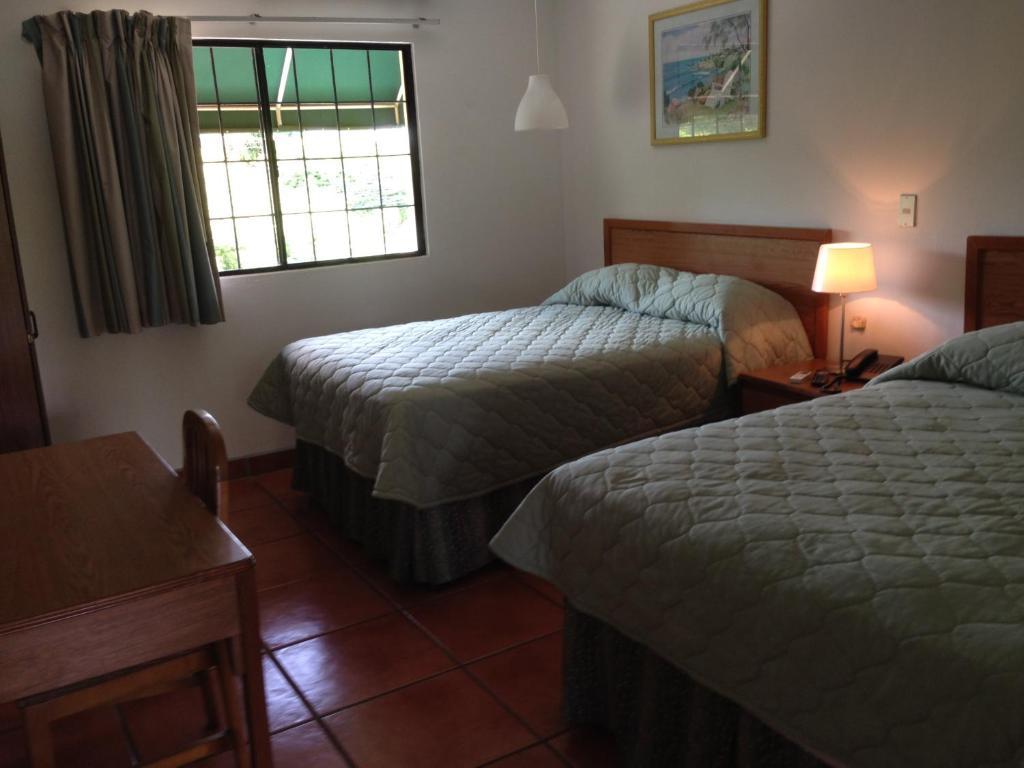 Hotel Brandts Los Robles De San Juan Managua View Deal