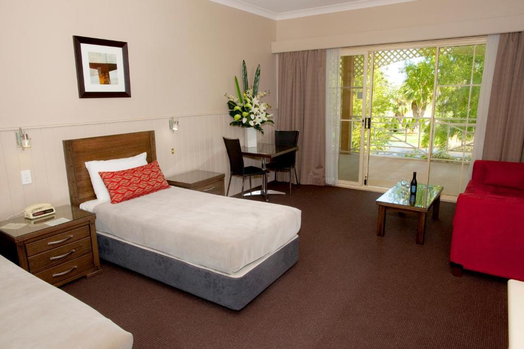 Parklands Resort Conference Centre Mudgee View Deal