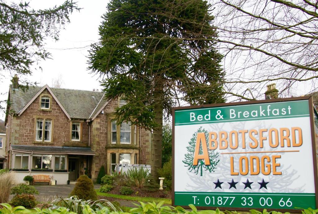 Thb Abbotsford Lodge Hotel In Callander