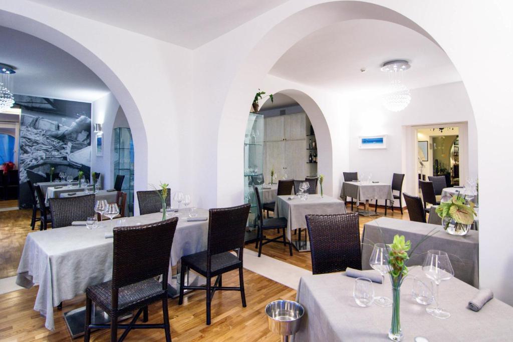Terrazza Marconi HotelSpamarine  Senigallia