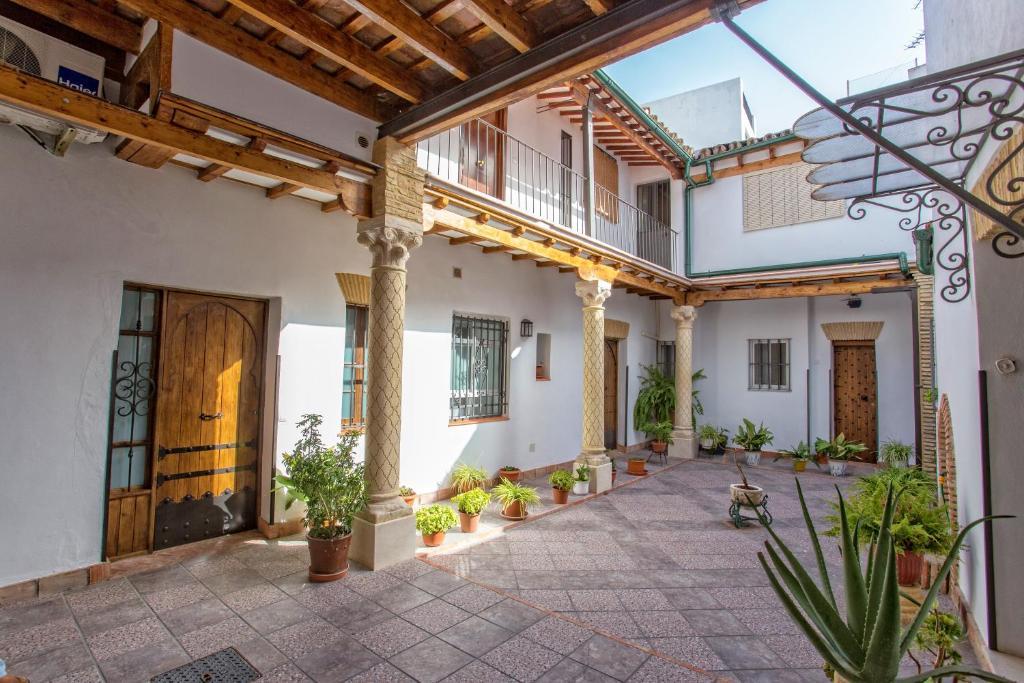 Apartamentos Jerez Alameda del Banco  Rservation