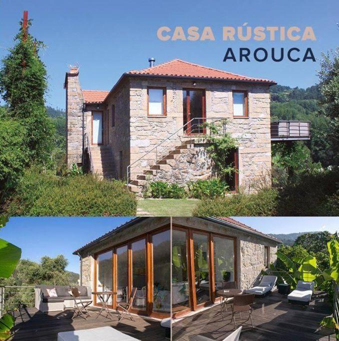 Casa de vacaciones Casa Rstica  Arouca Portugal Arouca