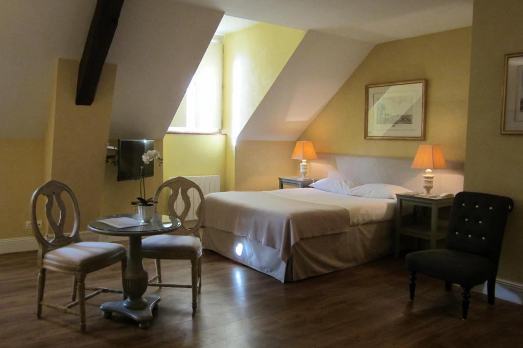 Chateau De Lazenay Residence Hoteliere Bourges View