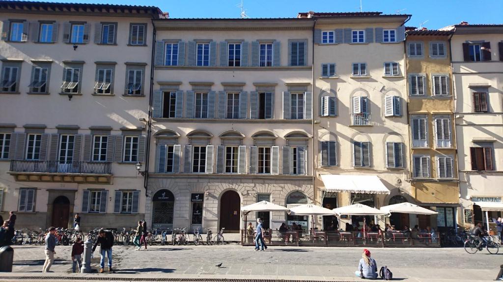 Soggiorno Pitti Hotel Firenze
