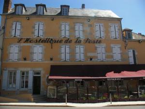Hotel de la Poste, Clamecy