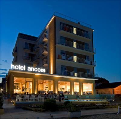 Hotel Ancora, Lido Di Jesolo, Italy  Bookingm