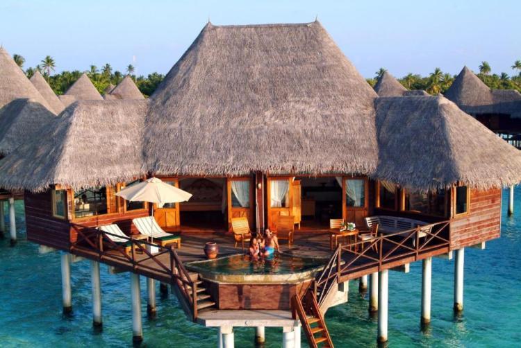 Коко Палм Дуни Колху Мальдивы