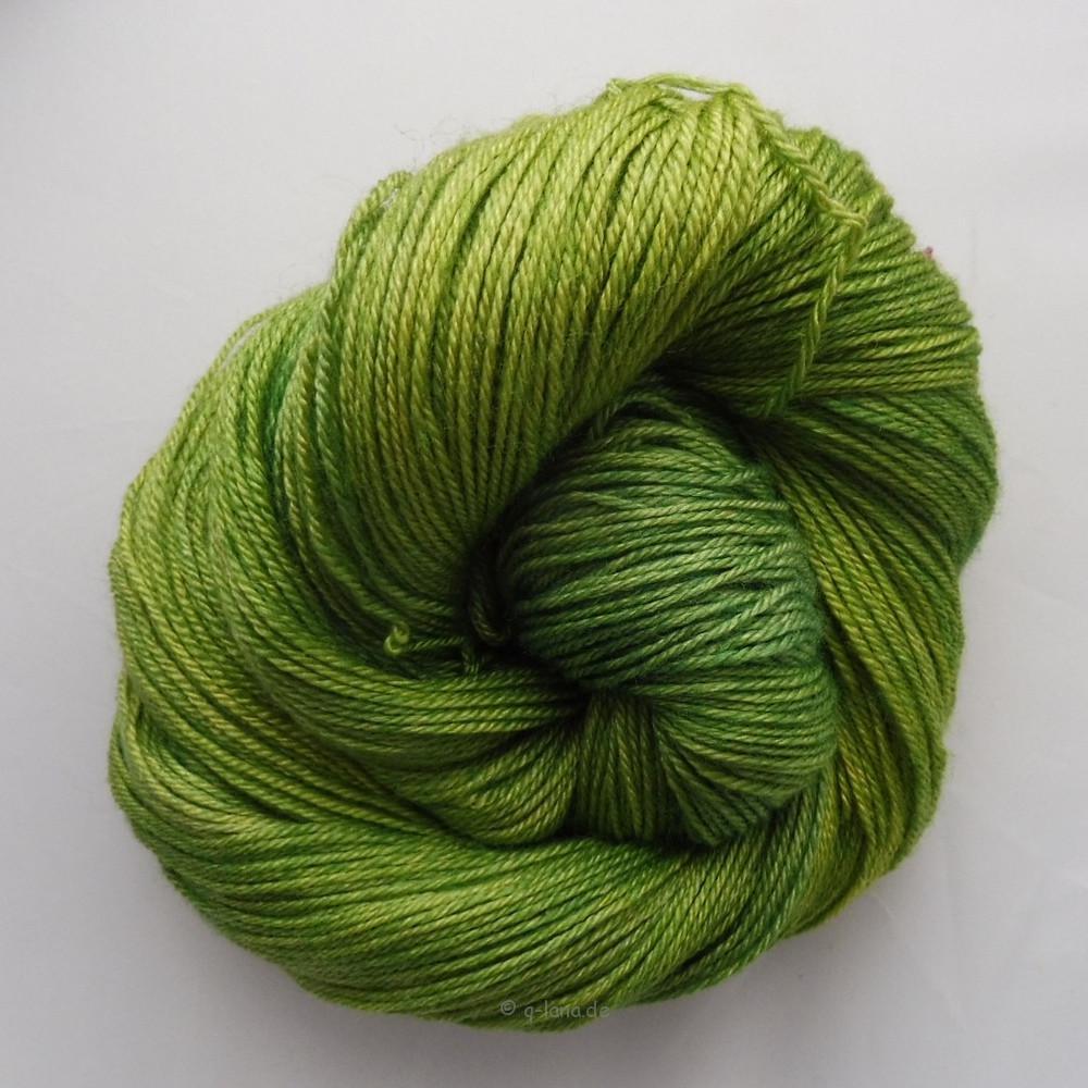 BFL Seide Kaschmir - Wiesengrün Shop
