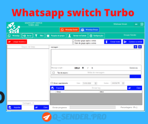 Whatsapp switch Turbo Premium