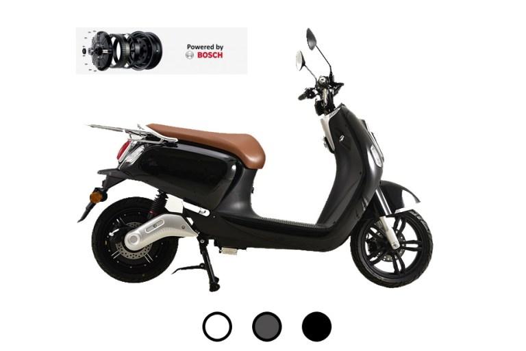 Q Crystal elektrische scooter