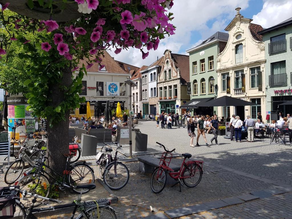 GSB  Astrid  Mechelen  ViaMichelin informatie en