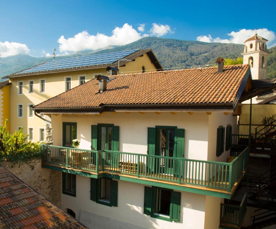 Bb Al Gatto Nero Bed Breakfast Borgo