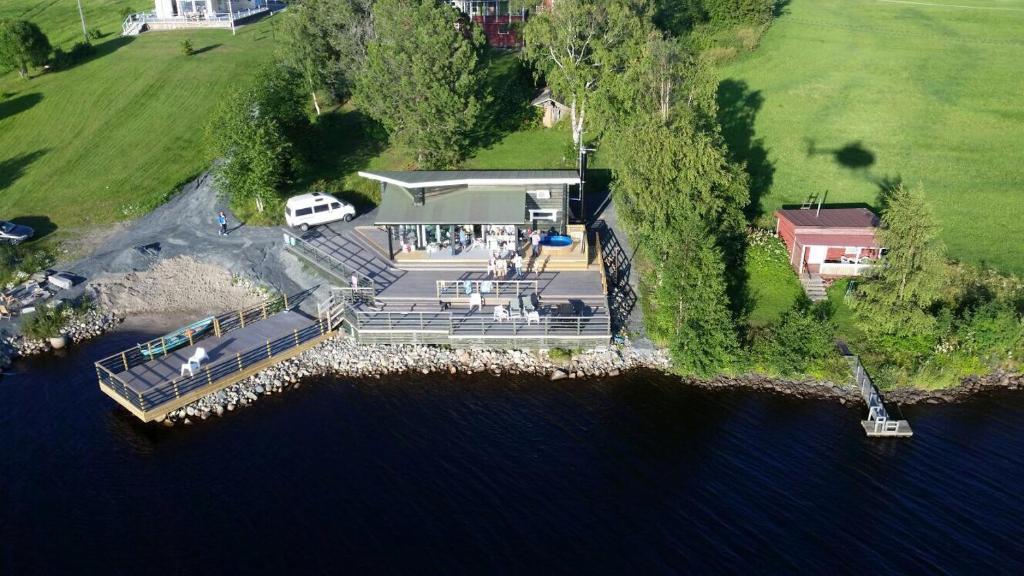 Riverside Cottage Aalto Borealis Holiday Home Keminmaa