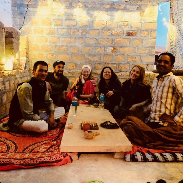 Tejomaya Guesthouse Bed Breakfast Jaisalmer