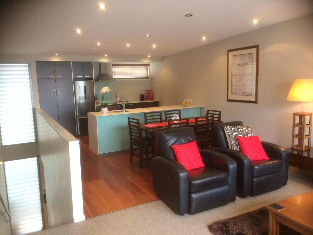 The Moorings Luxury Waterfront Apartment Apartment Picton