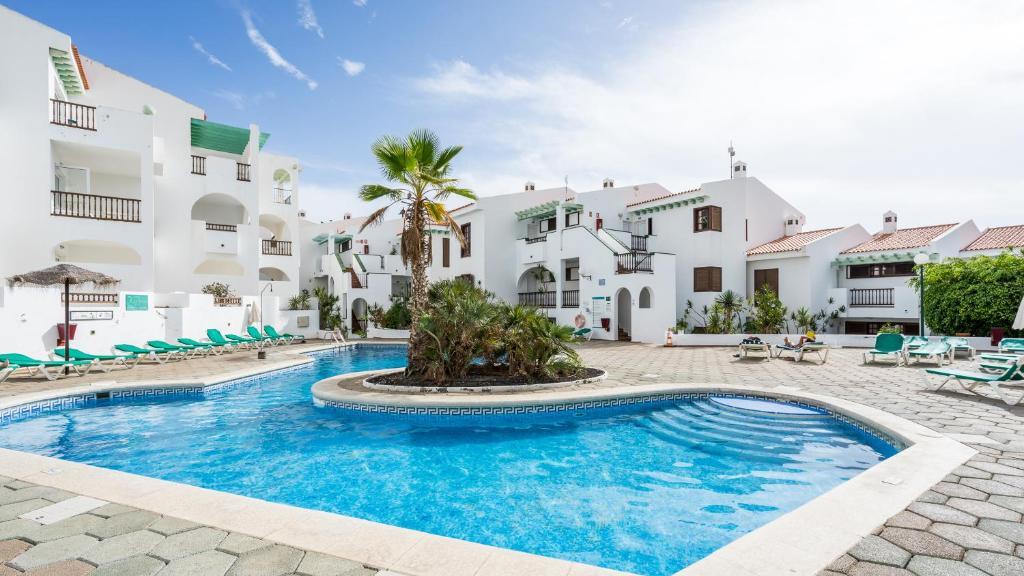 Blue Sea Apartamentos Callao Garden  Gua de Isora  prenotazione online  ViaMichelin