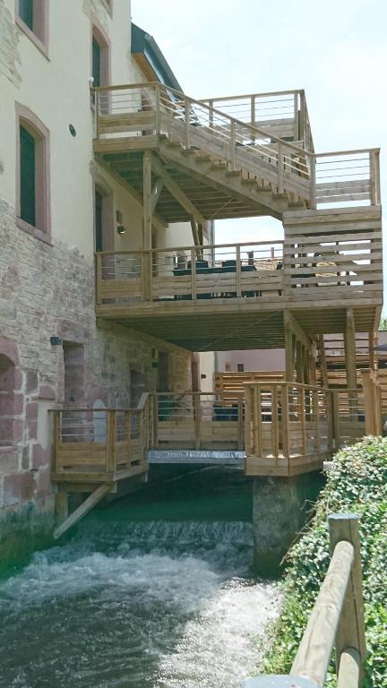 Le Moulin dOscar Baldersheim