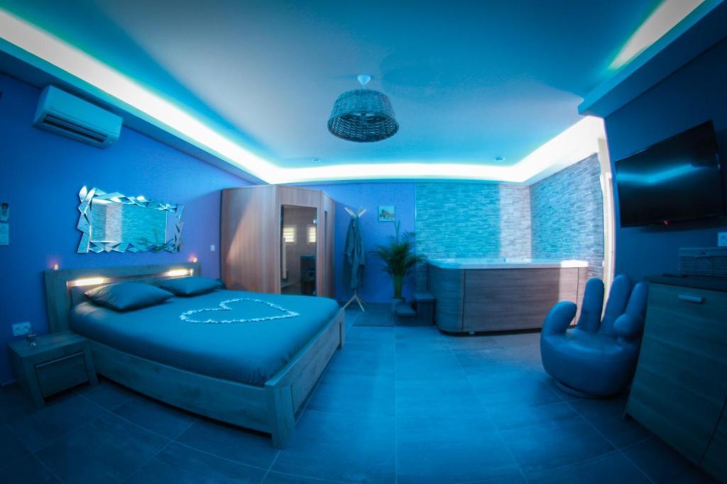 Hotel Nuit Vip Spa Sauna Privatif Le Rove