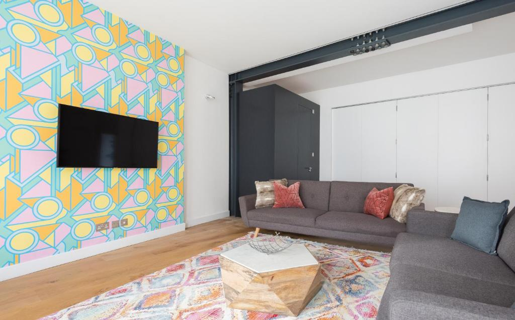 The Notting Hill Nook Bright Quiet 2bdr Apartment
