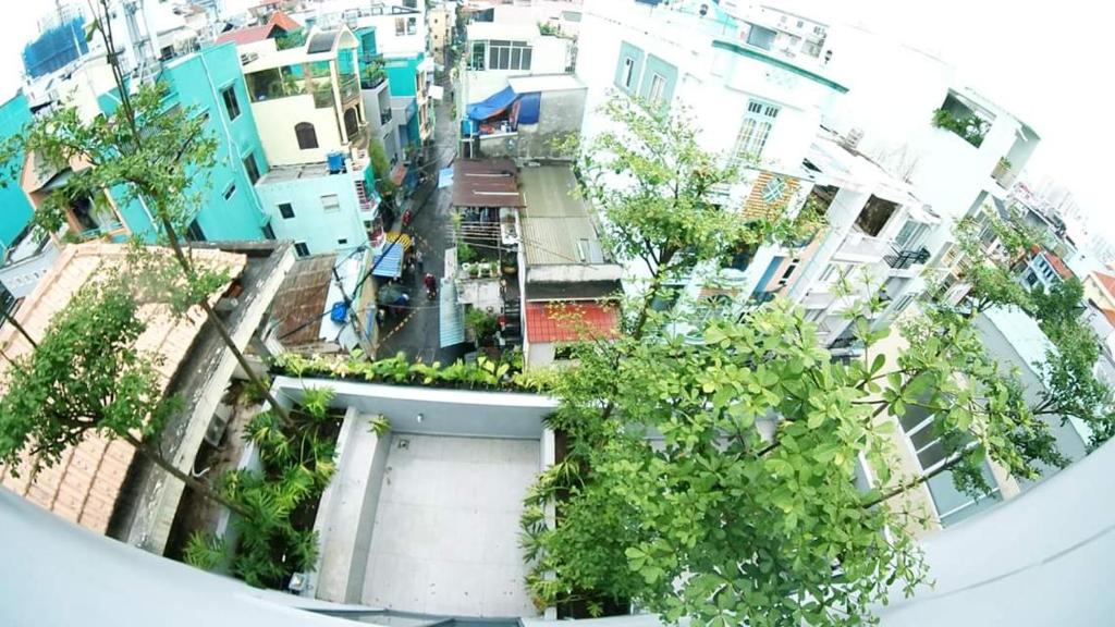 Tripporo Green House Bed Breakfast Ho Chi Minh City