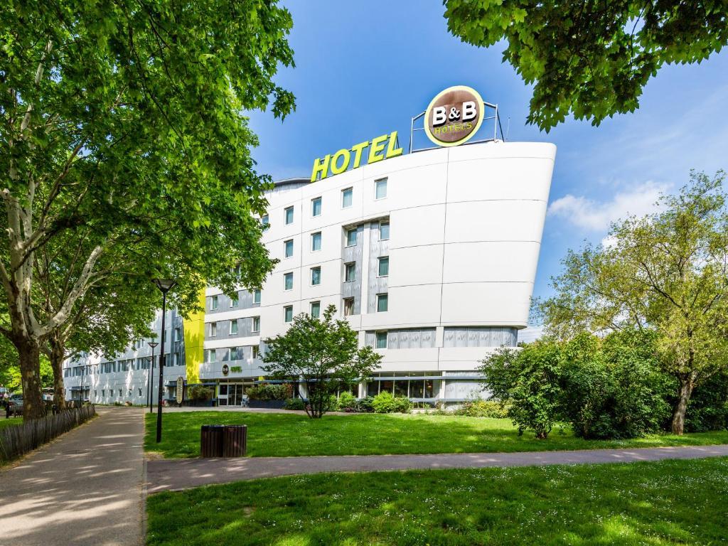 B B Hotel Paris Malakoff Parc Des Expositions