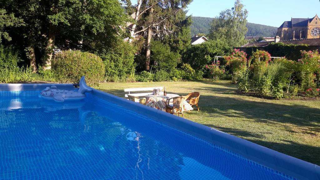 huize carmelites maison de vacances fumay