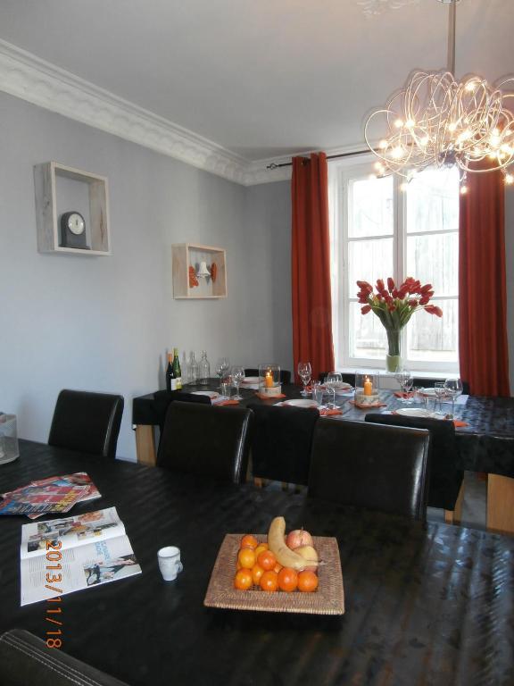 Chambres dhtes La Tulipe Orange Chambres dhtes Granges sur Vologne