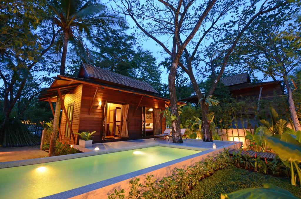 Ananta Thai Swimming Pool Villas Resort Phuket Holiday